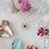 Thumbnail: DANDELION Necklace - PINK