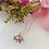 Thumbnail: BOTANY Necklace - Watermelon Sangria