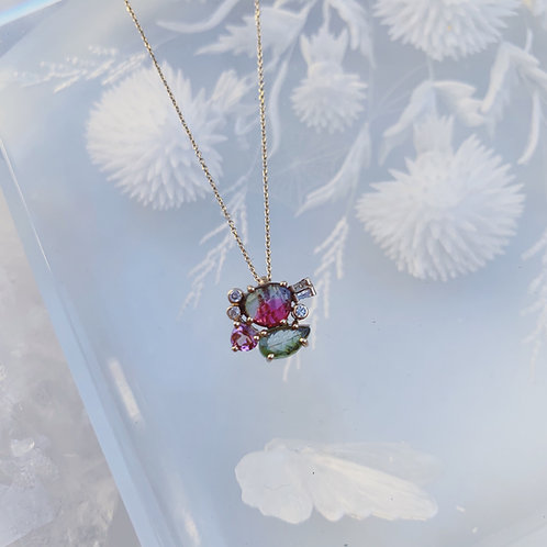 FLOR Necklace - Fruit Punch