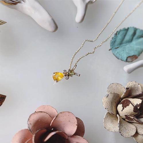 ANT Necklace - Lemon Zest