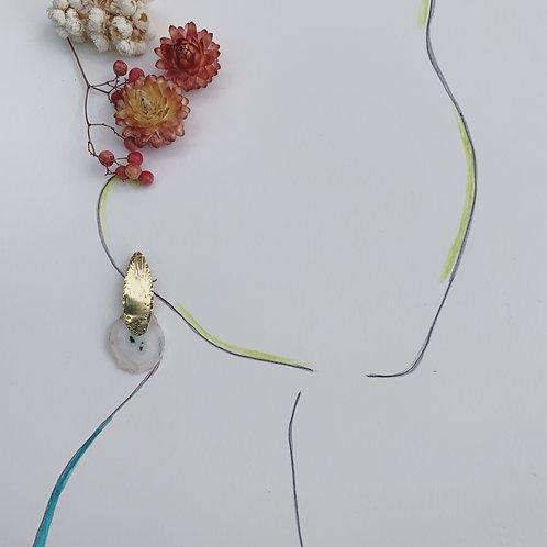 JUNIPER Stud Earrings