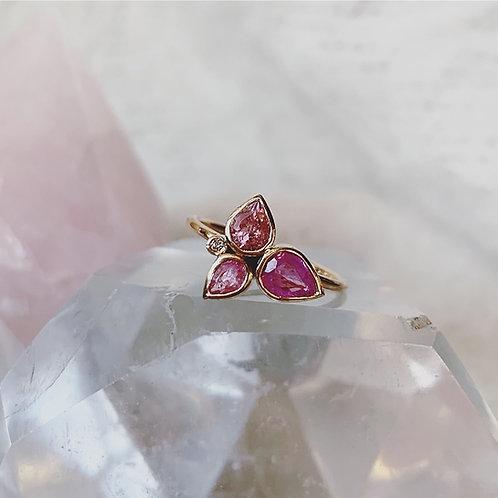 TRIA Ring - PINK