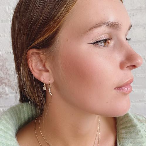 CATEPILLAR Earrings - Diamond