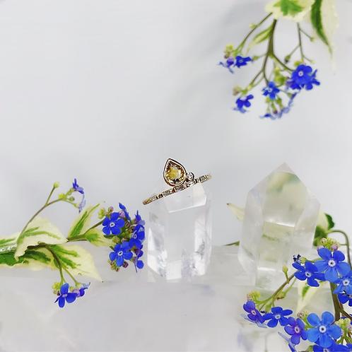 PETAL Ring - Honey