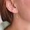 Thumbnail: CATEPILLAR Earrings - Emerald