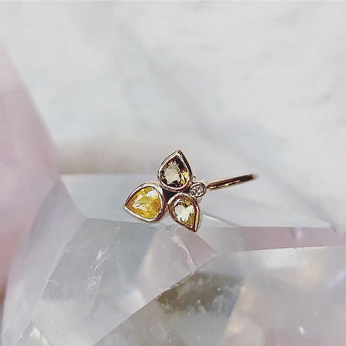 TRIA Ring - YELLOW