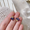 Thumbnail: PHLOX Stud Earrings - pair