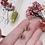 Thumbnail: CADUCA Stud Earrings
