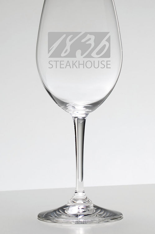 Souvenir Wine Glass