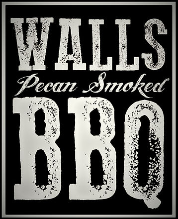 Walls BBQ Logo