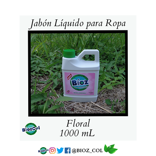 Floral Laundry Soap 1000 mL