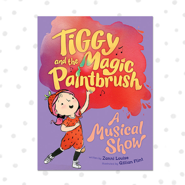 TIGGY AND THE MAGIC PAINTBRUSH - A Musical Show