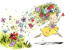 spring fairy