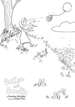 Button and BundleColouring Sheets 2