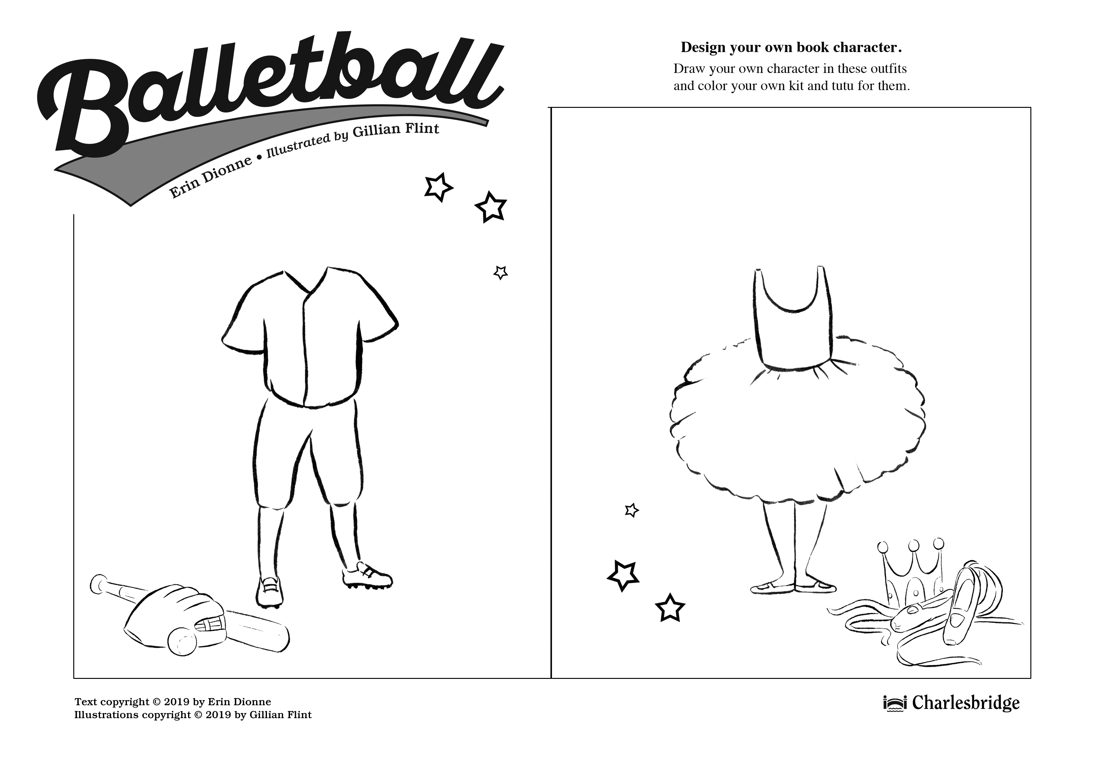 Balletball design your own 1