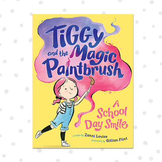 TIGGY AND THE MAGIC PAINTBRUSH - A School Day Smile