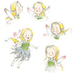 fairy character sheet