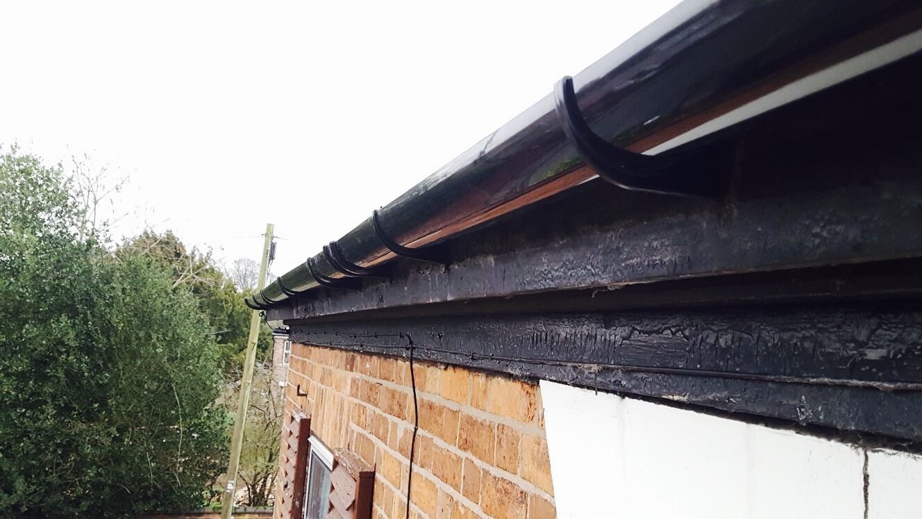 Guttering repairs coventry