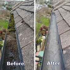 Gutter cleaning coventry