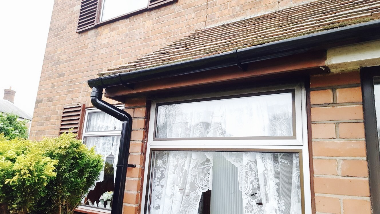 Guttering cleaning coventry