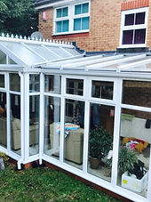 Conservatory cleaning coventry