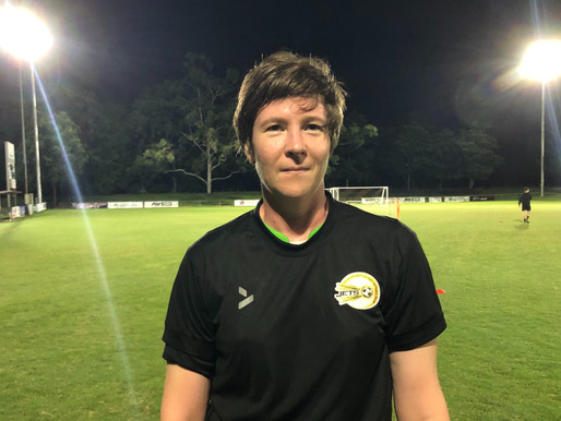 Keeper Katie joins Jets