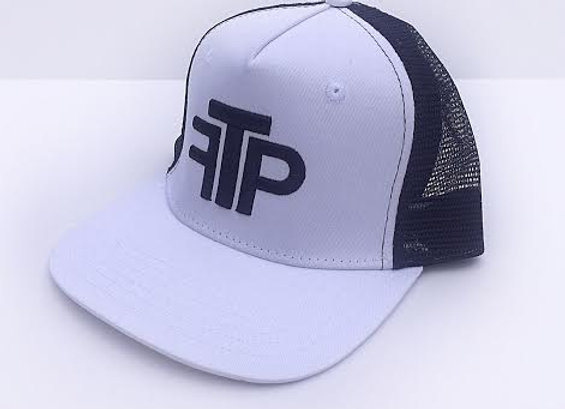 """FTP """"Throw Away"""" White"""