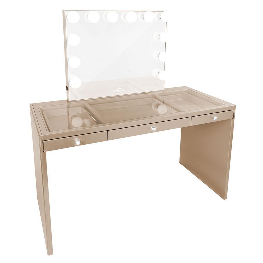 slaystation plus premium vanity table forever 2 glam