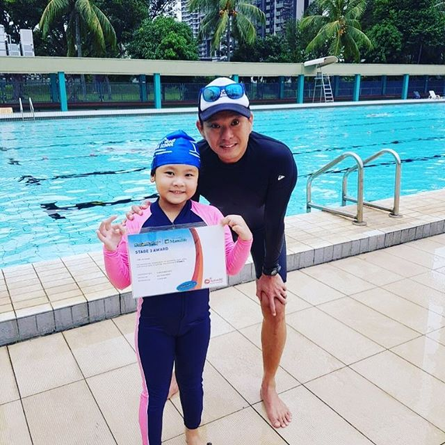 #Stage3Award#happyfinsswimschool #happyf