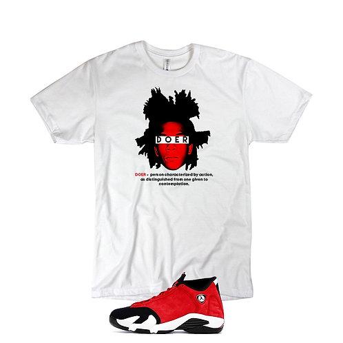 DOER Basquiat T Shirt