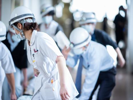 #11 防災訓練レポート~裾野赤十字病院様~