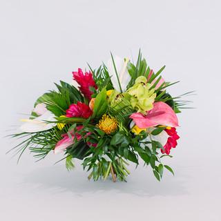 Tropical Bouquet Shoot