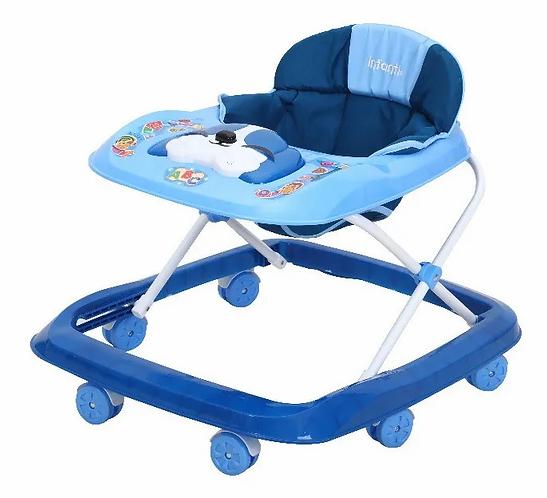 Andadera En Forma De Perrito Azul - Infanti