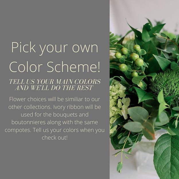 Pick your own Color Scheme