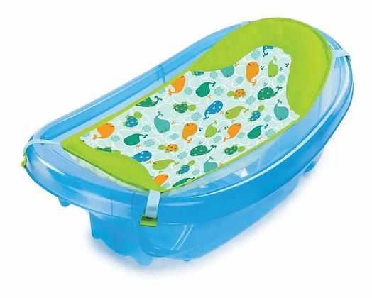 Bañera Con Hamaca Sparkle And Splash Blue - Summer