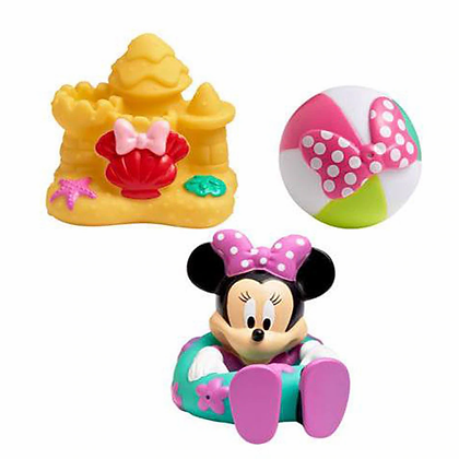 Juguetes De Minnie Lanza Agua Para Bañera – Disney