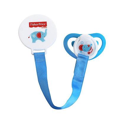 Chupón Con Clip Para Bebé Azul - Fisher Price