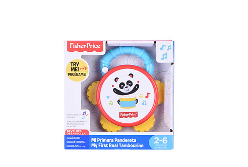 Fisher Price - Mi Primer Pandereta