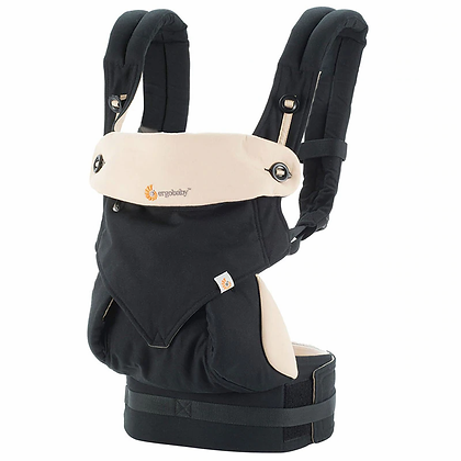 Canguro 360 Collection Black Camel- Ergobaby