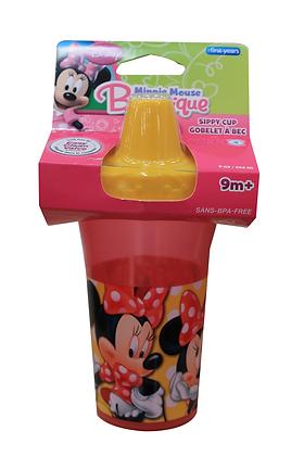 Vaso Entrenador 9oz Con Pipeta Minnie – Disney