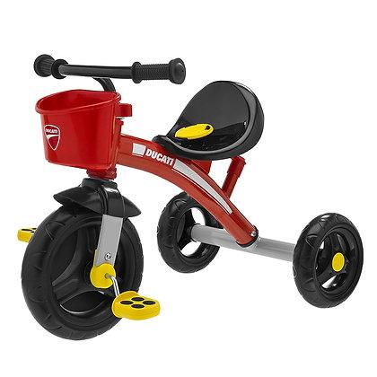 Triciclo U-Go Ducati - Chicco