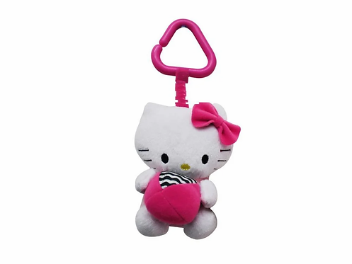 Juguete Musical Portátil - Hello Kitty
