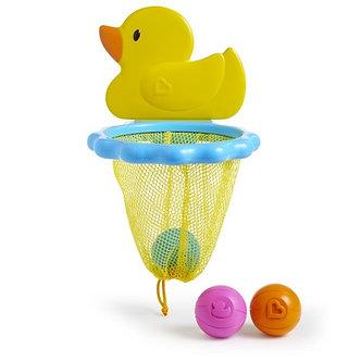 Canasta Para Baño De Pato Duck Dunk - Munchkin