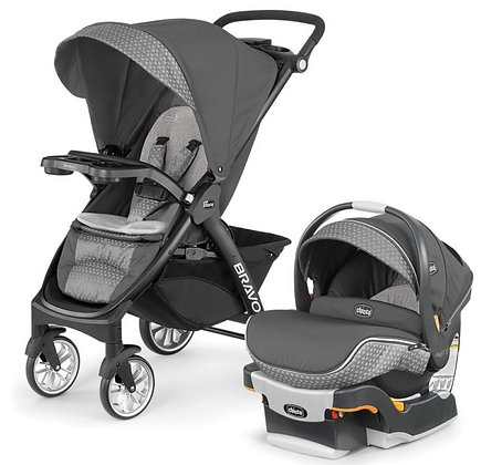 Bravo LE Travel System - Chicco