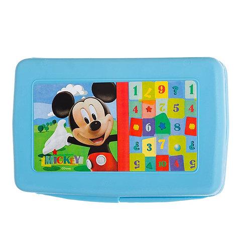 Estuche Para Toallitas Rojo Mickey - Disney