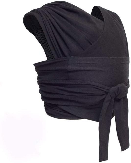 Rebozo Fular Multiposiciones Negro – Inizzi