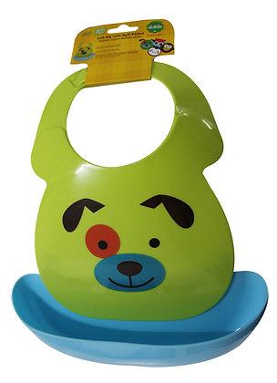 Babero De Plástico Skittle - Infanti