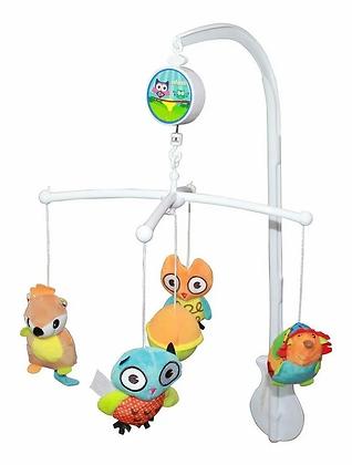 Movil Musical Hoot Hoot Owl - Infanti