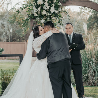 Audrena & Jeyson's Wedding