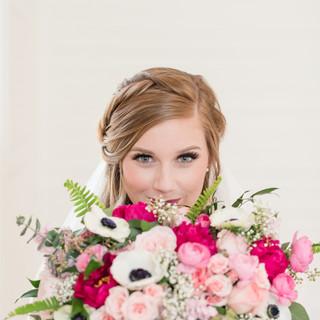 Peyton's Bridal Portraits